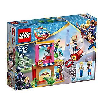 LEGO 41231 Harley Куинн помочь стрелять