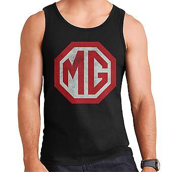 MG Classic Logo British Motor Heritage Men's Vest