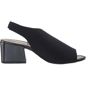 Anne Klein Naiset ' s Samantha Sandal korko kengät