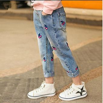 Kids Casual Pants Jeans For Spring And Autumn  Season