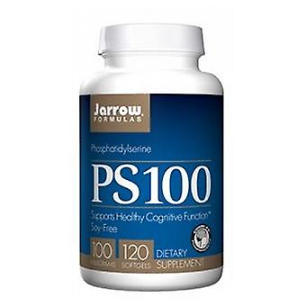 Jarrow Formulas PS-100, 100 mg, 120 Softgels