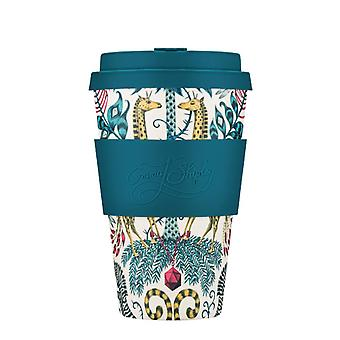 eCoffee Emma J.Shipley Reusable Sustainable Bamboo 12oz 14oz Eco-Friendly Coffee Cup
