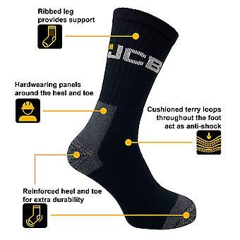 Official JCB Hosiery Range - Boot Sock