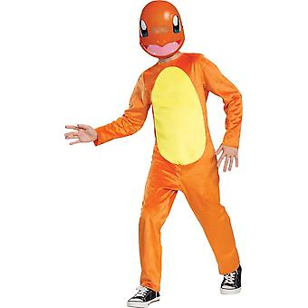 Boy's Charmander Classic Costume