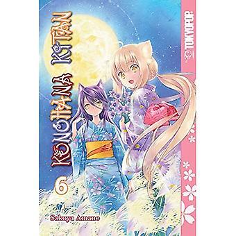 Konohana Kitan Volume 6