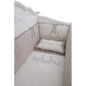 Embroidered Bedding Set, Baby/child Duvet Cover