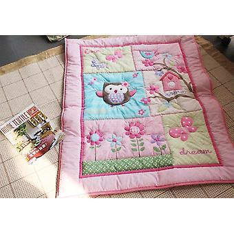 "Beautiful Baby Girl Comforter /quilt Pad 33""*42""/84*107cm"