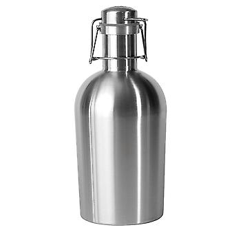 Growler 2 Go Flask