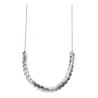 Éléments Silver Women 925 Sterling Silver Necklet of Length 46cm AZ-N4225