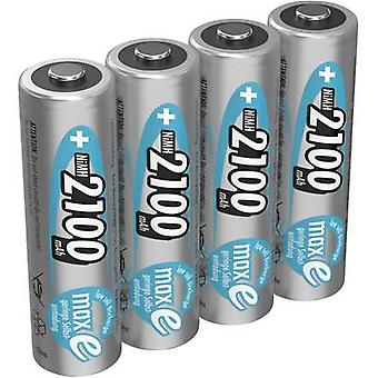 Ansmann maxE HR06 AA battery (rechargeable) NiMH 2100 mAh 1.2 V 4 pc(s)