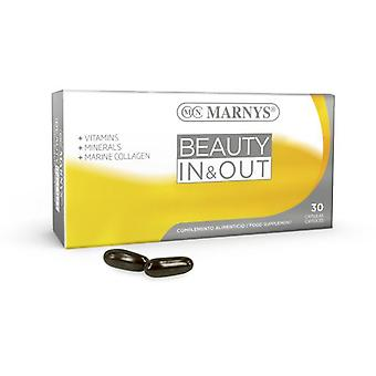 Marnys Beauty In & Out 30 capsules