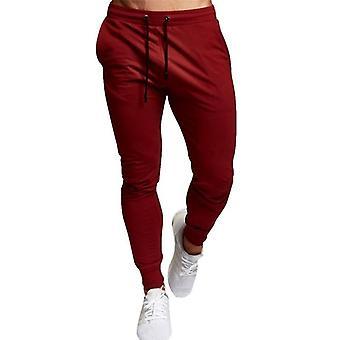 Autumn Winter Brand Gyms Sweatpants High Quality Bodybuilding Pantss