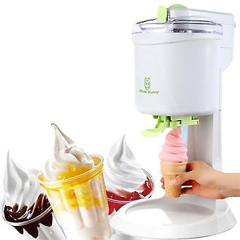 Automatic Diy Frozen Fruit Ice Cream Machine Maker For Home (220v)