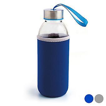 Flaske Quid Crystal/Blå