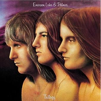 Emerson Lake & Palmer - Trilogie [Vinyl] USA import