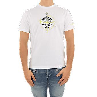 Stone Island T Shirt White MO74152NS83V0001 Top