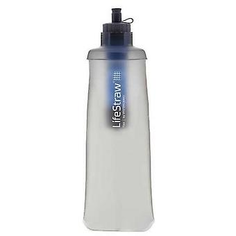 LifeStraw Flex with Collapsible Squeeze Bottle -
