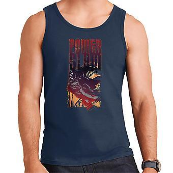 King Kong Vs T Rex Power Slam Men's Vest