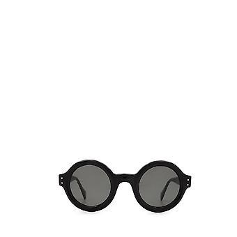 Lunettes de soleil unisexes noires Gucci GG0871S