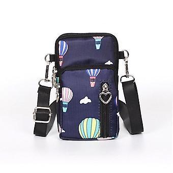 Woman Wallet Pouch Mini Shoulder Zipper Bag