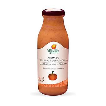 Pumpkin Cream with Organic Turmeric 500 ml