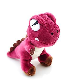 ديناصور أفخم دمية مفتاح قلادة حقيبة ظهر، لعبة تيرانوصور، دمية دمية