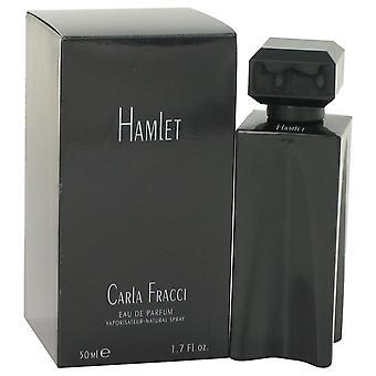 Carla Fracci Hamlet Eau De Parfum Spray By Carla Fracci 1.7 oz Eau De Parfum Spray