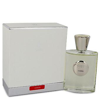 Giardino Benessere Amber Eau De Parfum Spray (Unisex) By Giardino Benessere 3.4 oz Eau De Parfum Spray