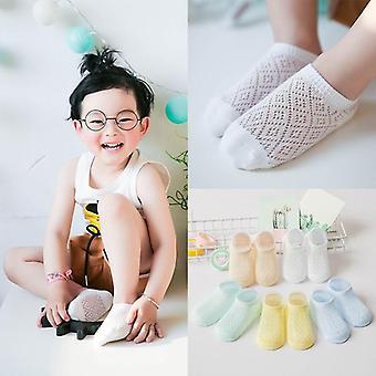 Baby Socks Summer Thin Mesh, Baby Socks For Cotton Newborn Toddler Socks