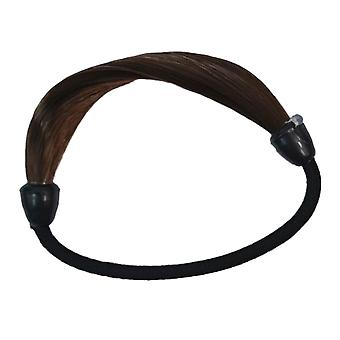 Wig Hair Ring Rope Band Braid