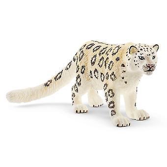 Schleich 14838 Snow Leopard Animal Figure Wild Life
