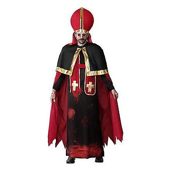 Costume for adults dead priest