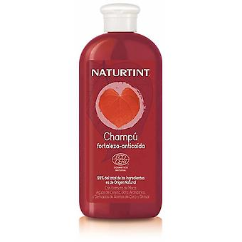 Naturtint Fortress Anti-Fall Shampoo 330 ml