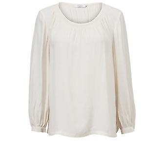 Masai Clothing Baruna Cream Blouse