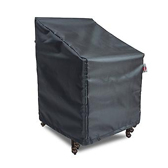 Barstool/Stacked Dining Cover - Shield Gold