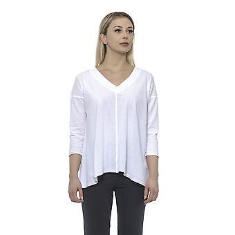 Alpha Studio Bianco Sweater - AL1374997
