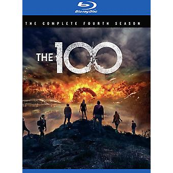 100: die komplette erste Staffel [Blu-Ray] USA Import