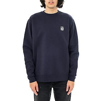 Men's sweatshirt obey organic icon crewneck 112480106.nvy