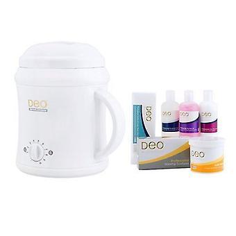 Kit de chauffage DEO pour crème chaude &Hot Wax Lotions - Blanc - 10 Réglages - 1000cc