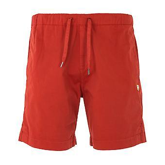 Armor Lux Heritage Drawstring Shorts - Rosewood