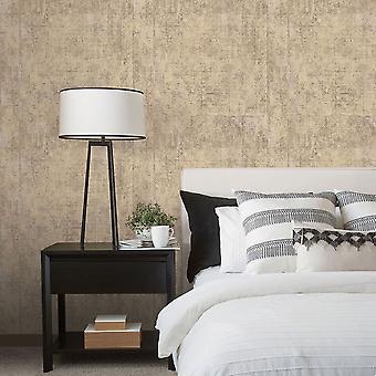 Global Fusion Carpet Wallpaper Ochre G56391