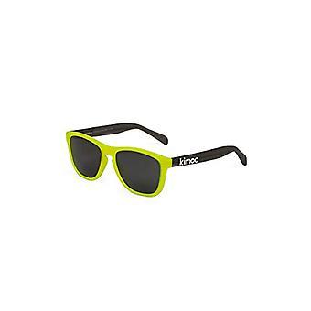 Kimoa LA Tornado, Unisex Sunglasses, Black and Yellow, Normal(2)