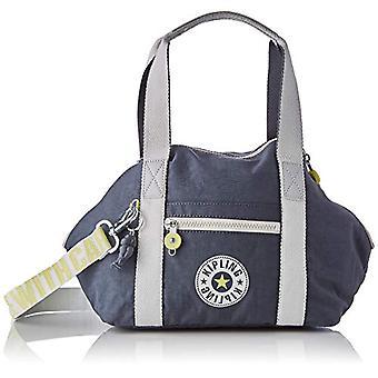 Kipling Art Mini, Bags with Upper Handle Woman, Slate Grey Bl, One Size