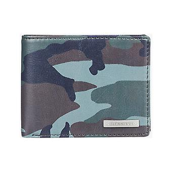 Quiksilver Freshness II Faux Leather Wallet in Kalamata