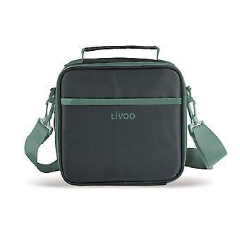 Livoo - Bolsa de comedor isotérmica, lonchera SEP126