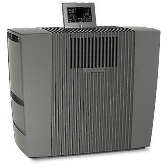 Venta LPH60 Smart Home WiFi, hybrid luftfuktare 95m ² och luftrenare 45m ² med Venta app, antracit.
