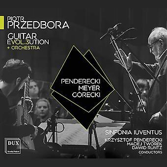Guitar Evolution & Orchest 3 [CD] USA import