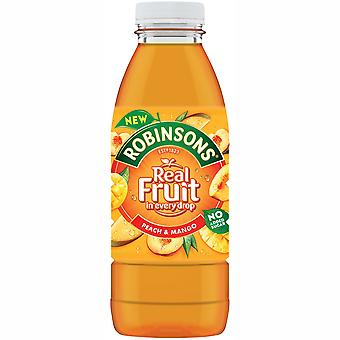 Robinsons Real Fruit Peach & Mango Juice Drink
