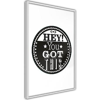 Póster - Hey! You Got This [Poster]