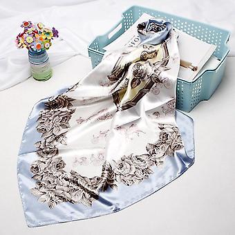 Fashion Headwraps Silk Scarf